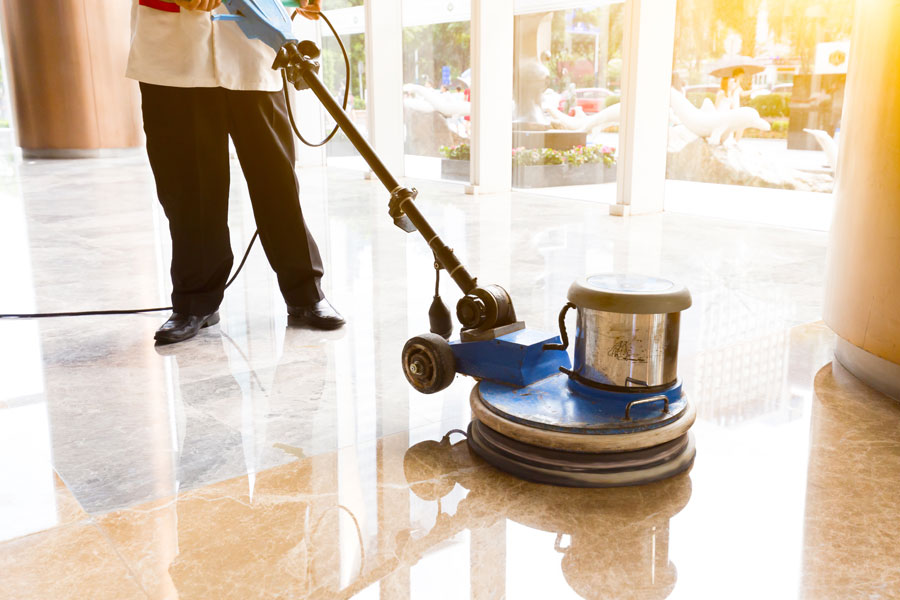 Building Cleaning Services