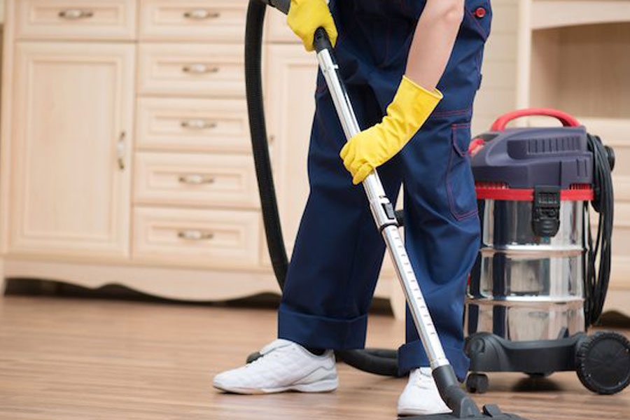 Hourly Based Cleaning Services