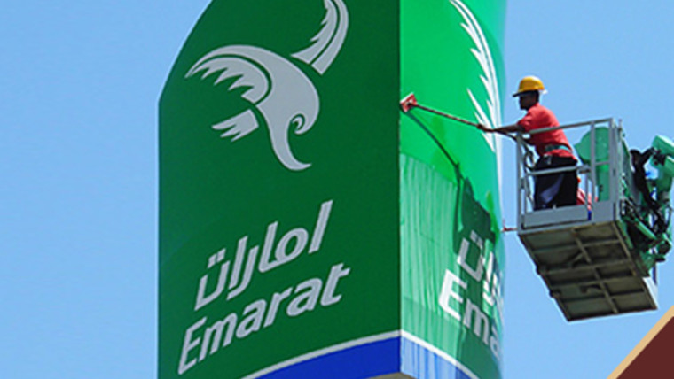 Advertisement Boards Cleaning services abu dhabi