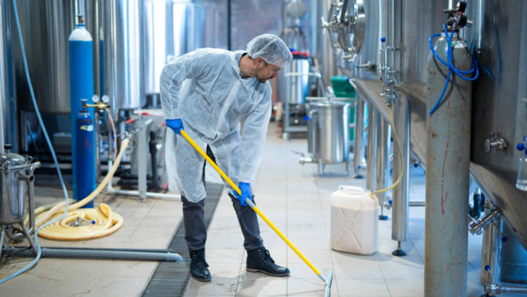 Industrial cleaning services abu dhabi