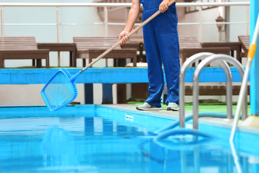Swimming Pool Cleaning Services Abu Dhabi