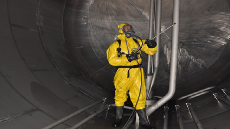 tanks and reservoir cleaning services abu dhabi