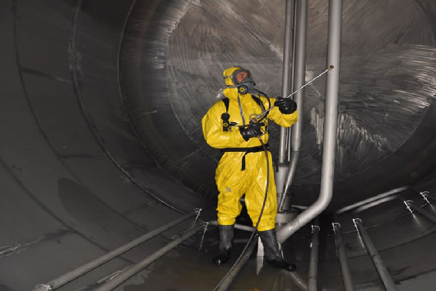 Tanks and Reservoirs Cleaning Services